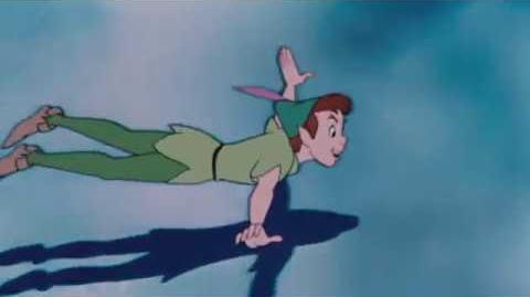 Peter Pan Walt's Love for Flight
