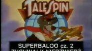TaleSpin - Polish VHS Intro