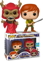 Taran and Horned King POP 2-Pack