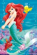 The-Little-Mermaid-Ariel