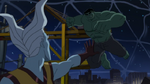 The Grandmaster vs Hulk USWW