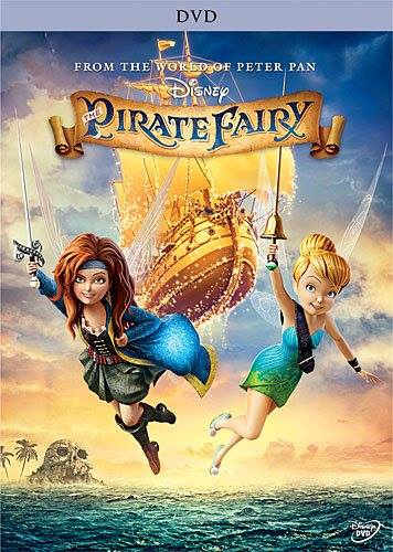 The Pirate Fairy (video)