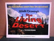 The living desert lobby card