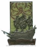 WDW - Pirates of the Caribbean - At World's End - Boxed Set - The Flying Dutchman