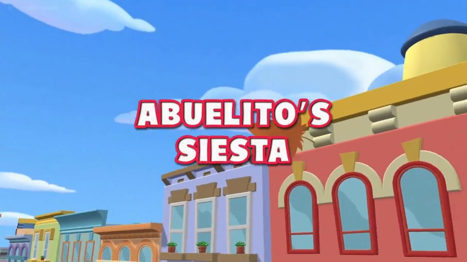 Abuelito's Siesta
