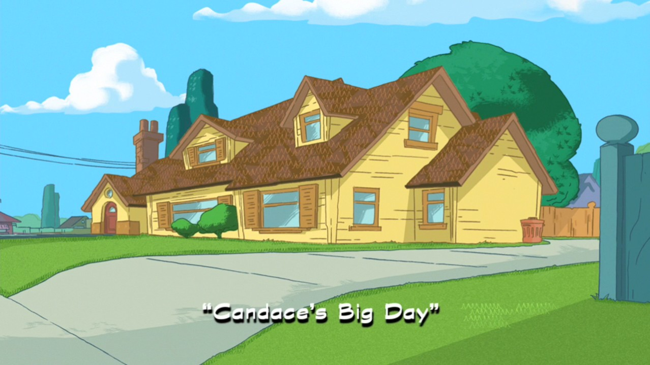 Candace's Big Day