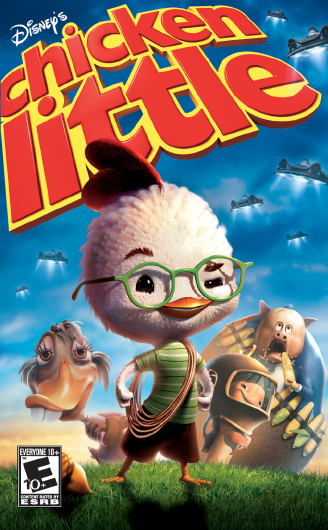 Chicken Little (video game)