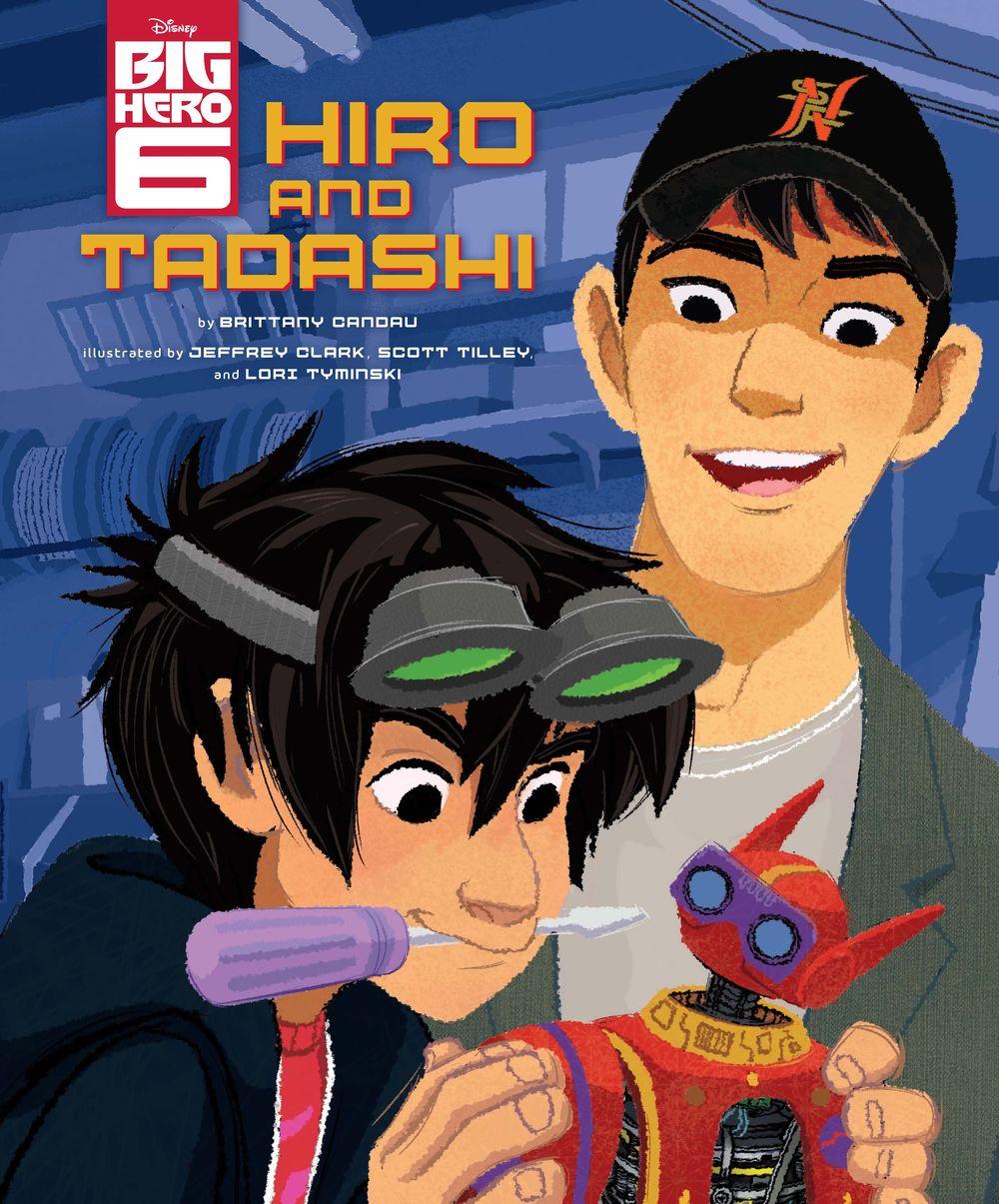 Operação Big Hero: Hiro e Tadashi