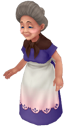 Kairi's Grandmother Render