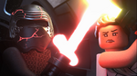 Kylo and Rey - The LEGO Star Wars Holiday Special