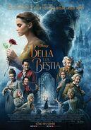 La bella y la bestia 2017 poster final