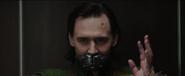 Loki waves goodbye - Loki EP1