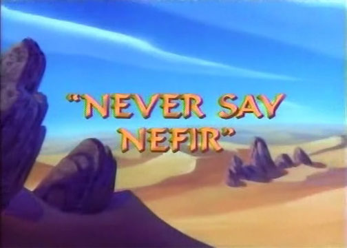 Never Say Nefir/Gallery