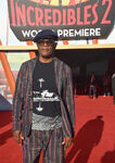 Samuel L. Jackson Incredibles2 premiere
