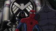 Agent Venom-Spider-Man-Rhino-Cloack&Doger-SHIELD