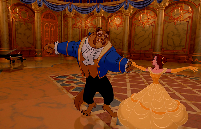 Beauty and the Beast (canción)
