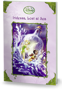 Iridessa Lost at Sea
