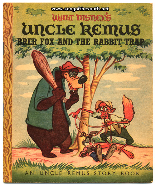 Brer Fox and the Rabbit Trap