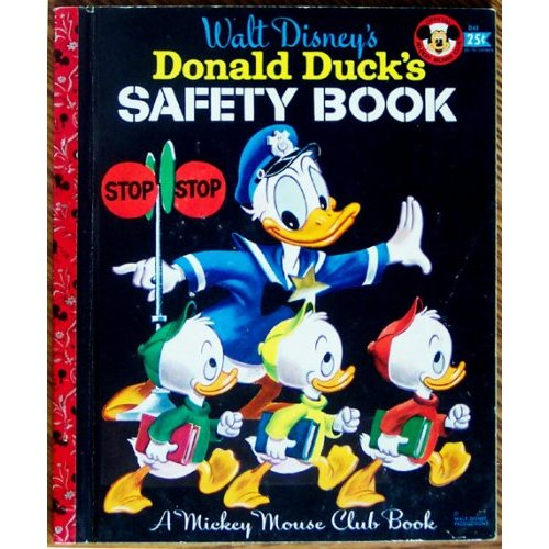 Donald Duck's Safety Book