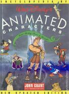 Encyclopedia of disney characters updated 2