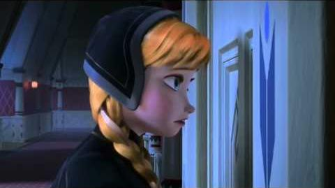 Frozen - Do You Want To Build A Snowman (Finnish) HD