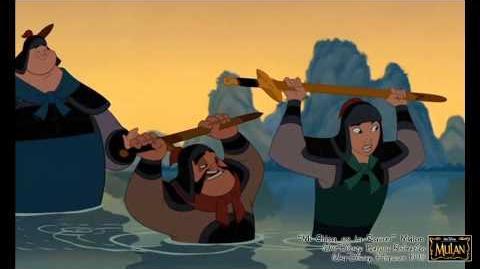Mulan - Mi chica es la razón