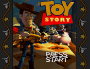 Toy Story Genesis title