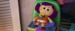 Toy story 4 dolly in the closet