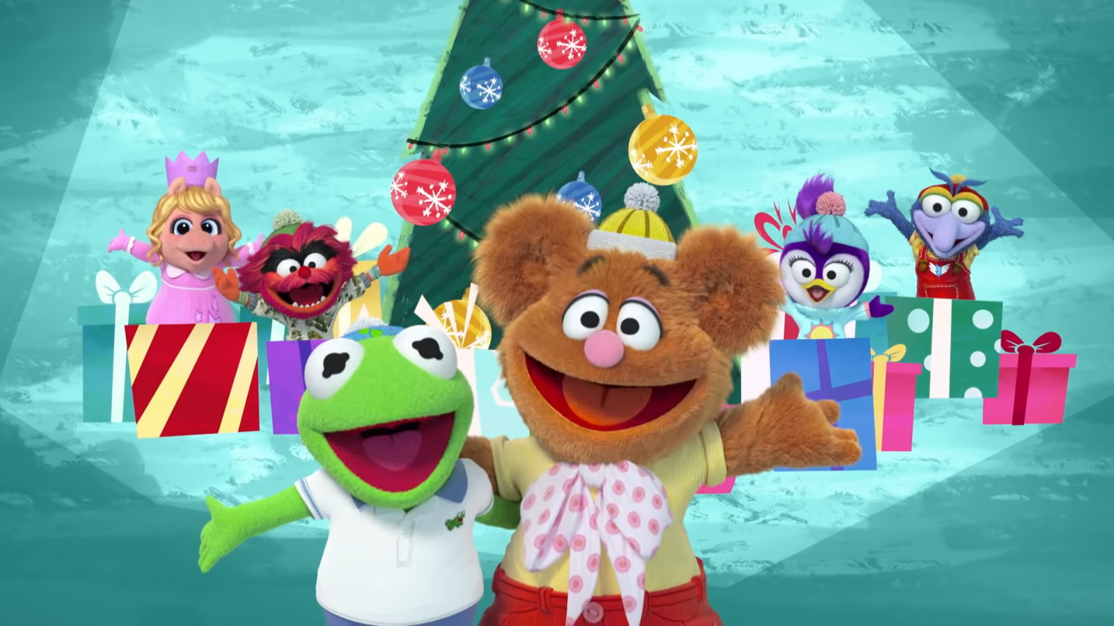 A Very Muppet Babies Christmas Song