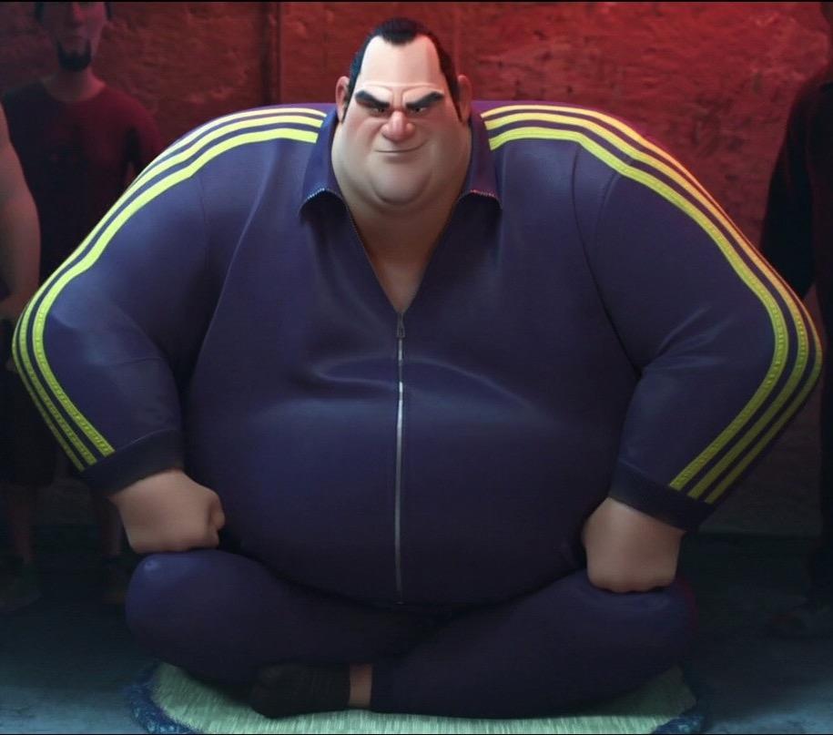 Yama (Big Hero 6)