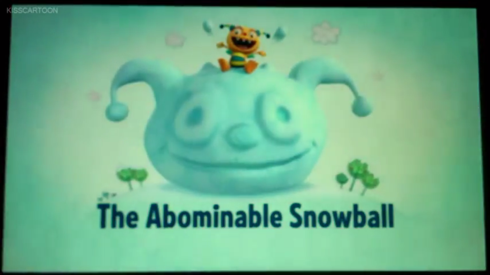 The Abominable Snowball
