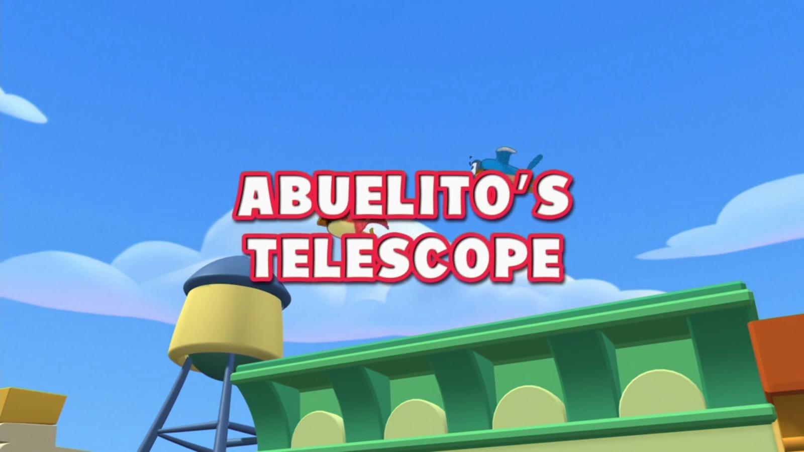 Abuelito's Telescope
