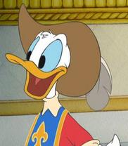 Donald TheThreeMusketeers
