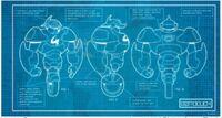 DuckTales 2017 Gizmosuit blueprints