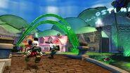 Epic Mickey fontana solvente