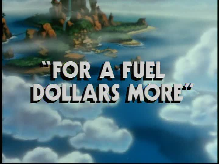 For a Fuel Dollars More
