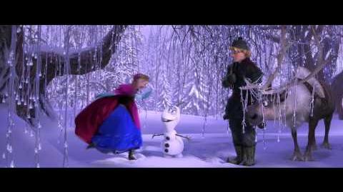Frozen Uma Aventura Congelante -- Quando tudo estiver congelado