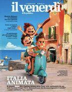 Il venerdì Luca cover