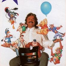 Jim Cummings with his Disney Afternoon characters.jpg