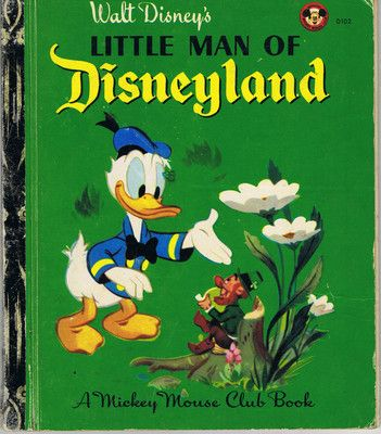 Little Man of Disneyland