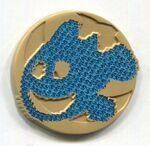 Moonfish Pin