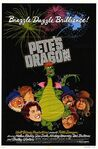 Petes Dragon movie poster