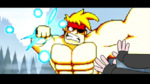 Rumble power up fist