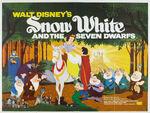 Snow white uk poster 1972