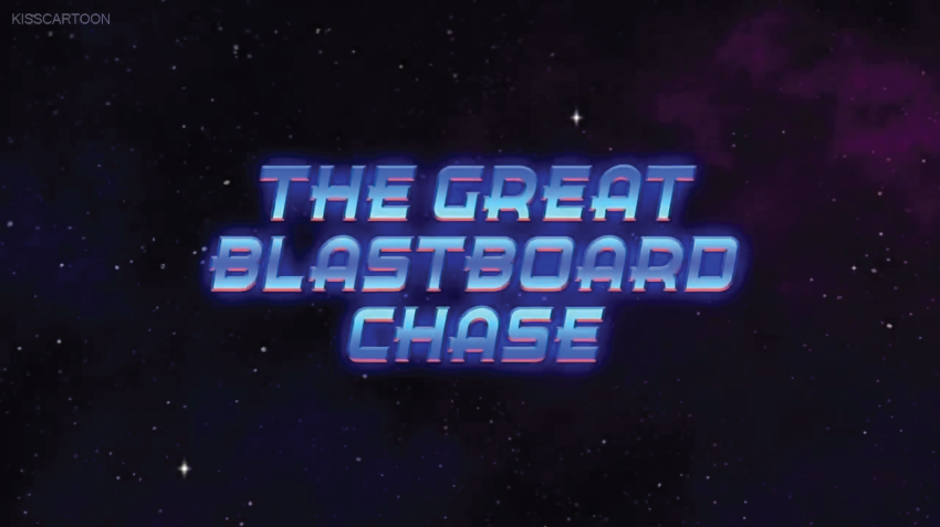 The Great Blastboard Chase