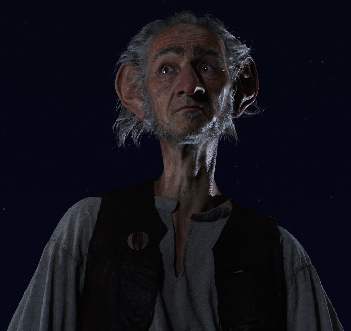 The BFG (character)