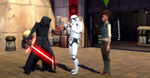 The Sims 4 Star Wars Journey to Batuu - Kylo Ren and Stormtrooper