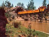 Mine Train Through Nature's Wonderland