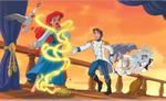 Ariel gets her voice back