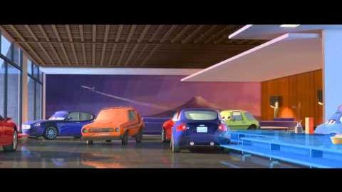 Carros 2 - Trailer - Walt Disney Studios Brasil